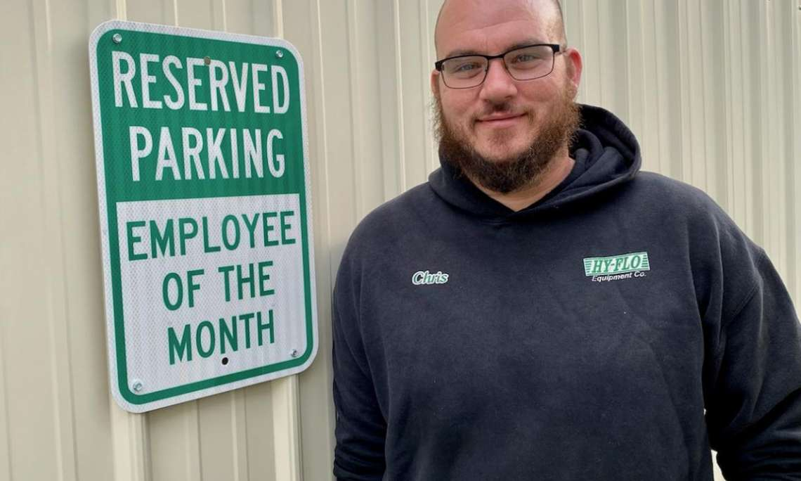 September 2020 Employee of the Month