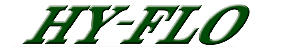 Hy-Flo Equipment Logo