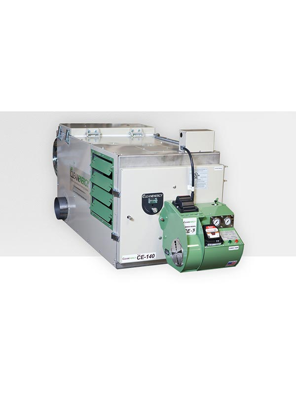 Waste Oil Heaters And Boilers